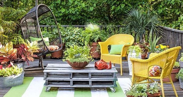 OBTAIN YOUR GARDEN SPACE INFORMATION RIGHT