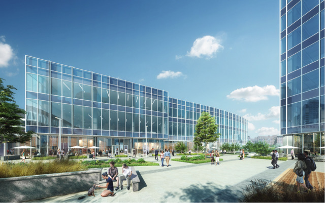 Commercial building & retail spaces: Collaborating with an architectural firm