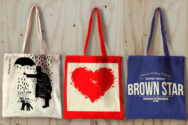 Reason Why Business Should Use Custom Printed Reusable Bags