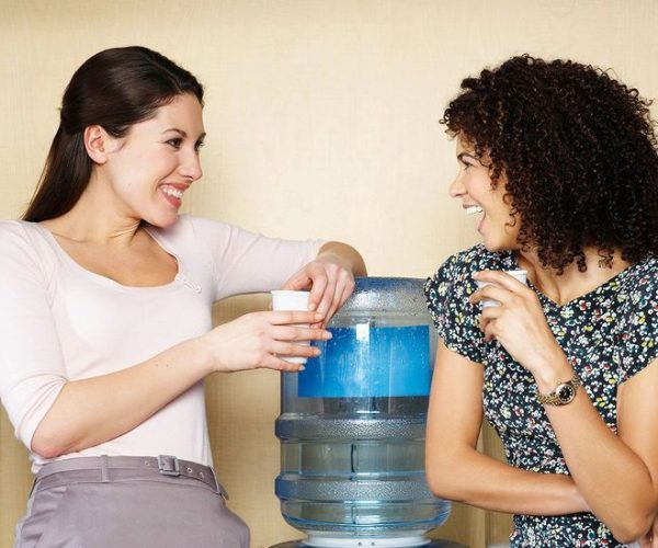 WHAT PEOPLE THINK ABOUT WATER COOLERS