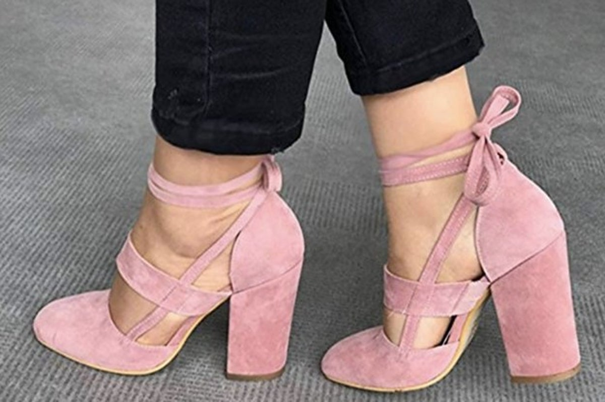 Women's Fashion 101 – High Comfortable Heels Are Sexy