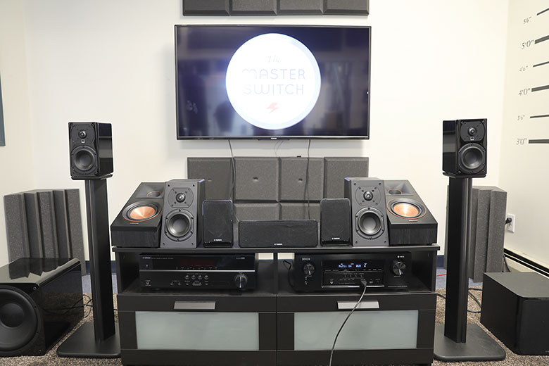 Wireless Speakers As A Home Audio/Theatre Setup
