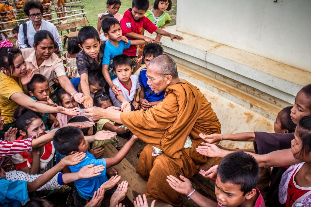 The Essentiality of Charity for Children