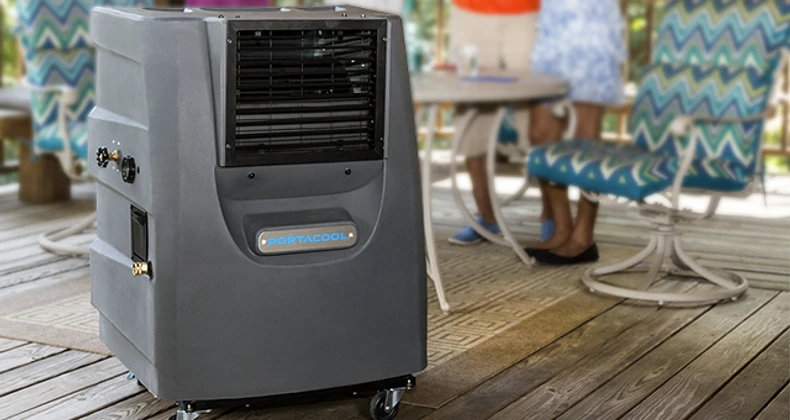 Difference Between Evaporative Cooler And An Air Conditioner