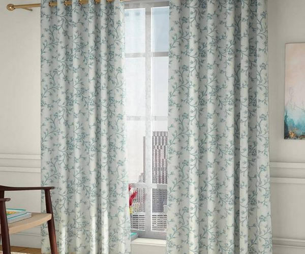 How to select curtains according to the wall color