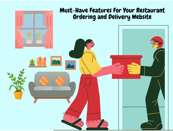 Food Ordering and Delivery Website Feature Must-Haves 2021