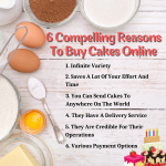 Online Cake Shops: Why You Should Consider Buying From Them